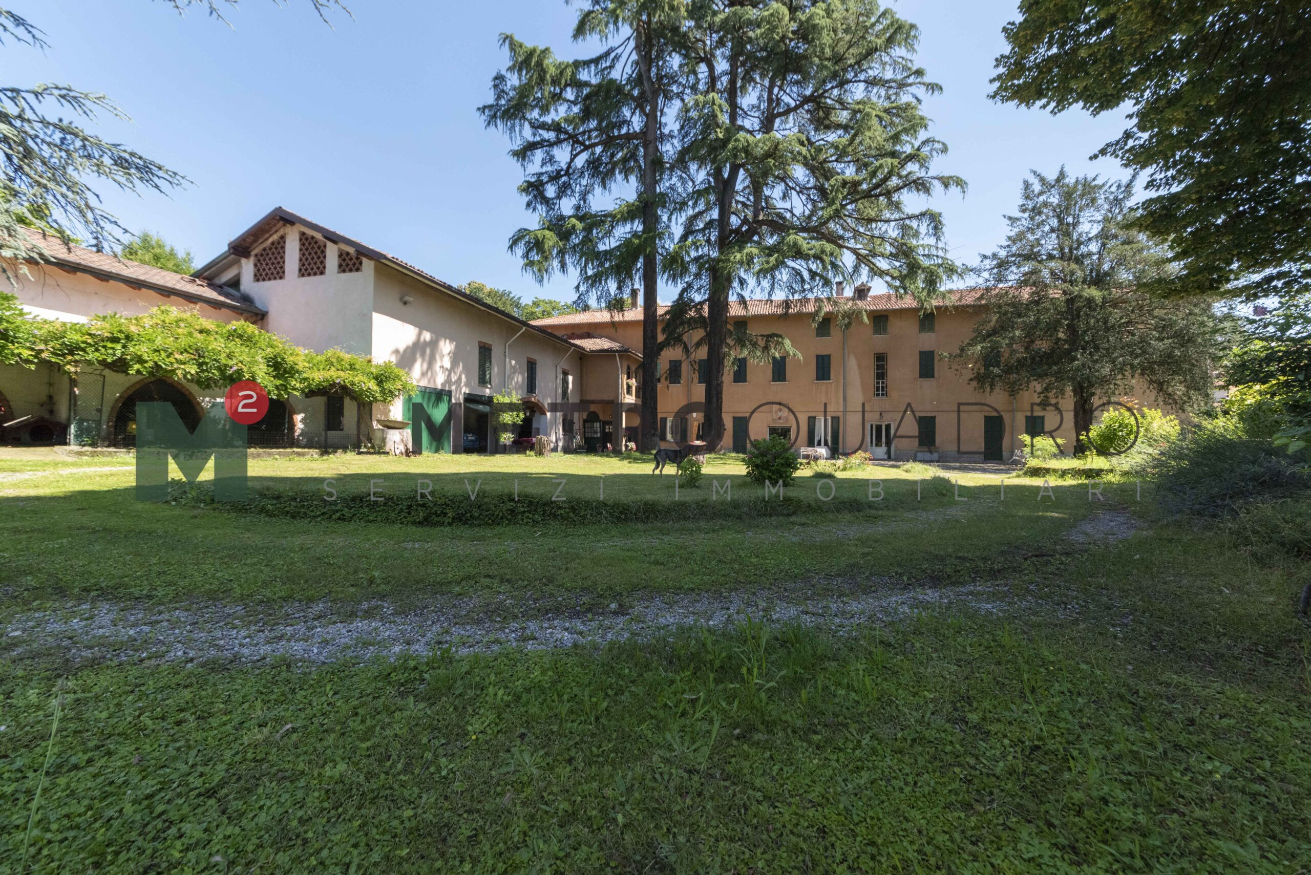 Casale via Monte Grappa, Cabiate – CO –