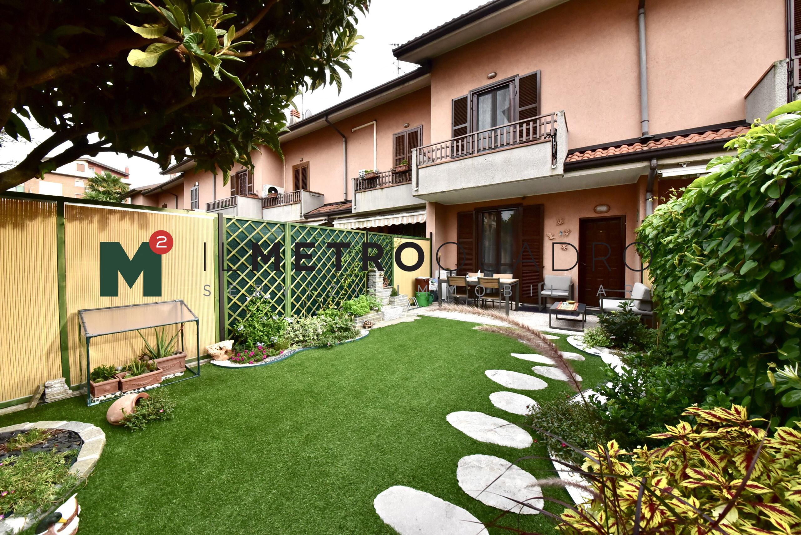 Villa a schiera 4 locali – Cinisello Balsamo –