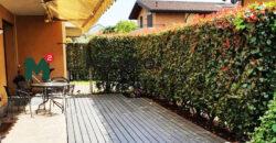 Lissone Appartamento piano terra con giardino e taverna